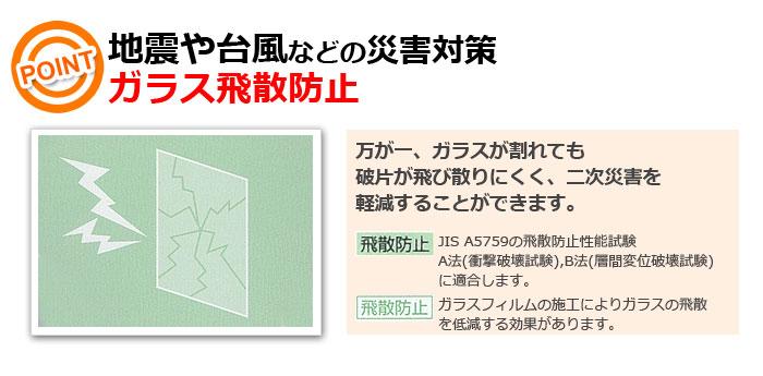 サンゲツガラスフィルムGF-125 (10cmあたり)