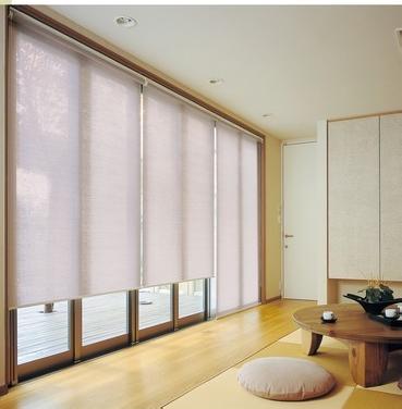 ロールカーテン(シースルー)のイメージ1